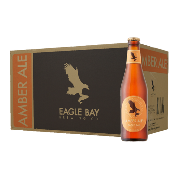 Eagle Bay Amber Ale 330ml