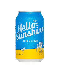 Gage Roads Hello Sunshine Cider 330ml x 24 Cans