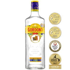 Gordons London Dry Gin 1000ml