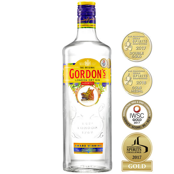Gordons London Dry Gin 700ml