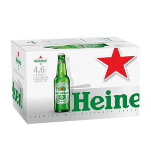 Heineken 3 Bottles 330ml x 24