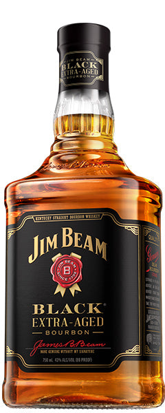 Jim Beam Black Extra Aged Bourbon 700ml