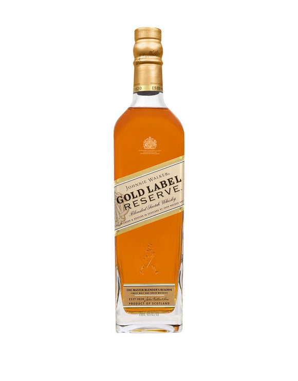 Johnnie Walker Gold Label Scotch 750ml