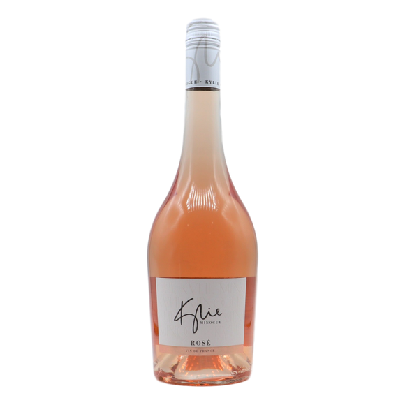 Box of (6) Kylie Minogue Signature French Rose 750ml