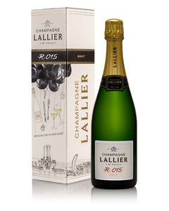 Champagne Lallier R.015 Brut
