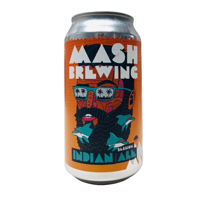 Mash Brewing Session IPA Cans 375ml x 24