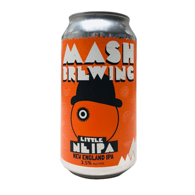 Mash Brewery NEIPA Cans 375ml x 24