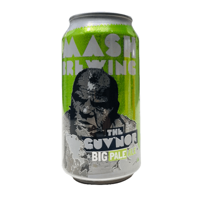 Mash Brewing The Guvnor Pale Ale Cans 375ml x 24