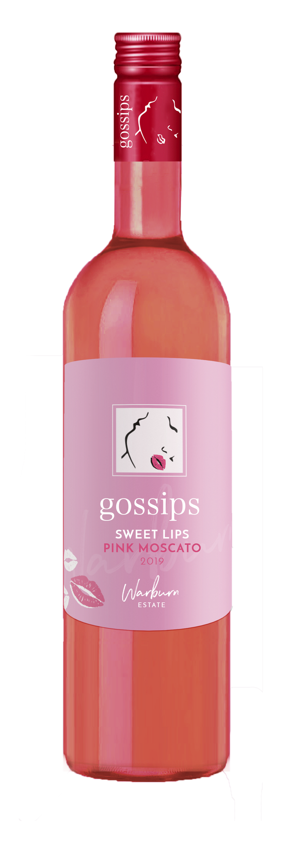 Gossips Pink Moscato