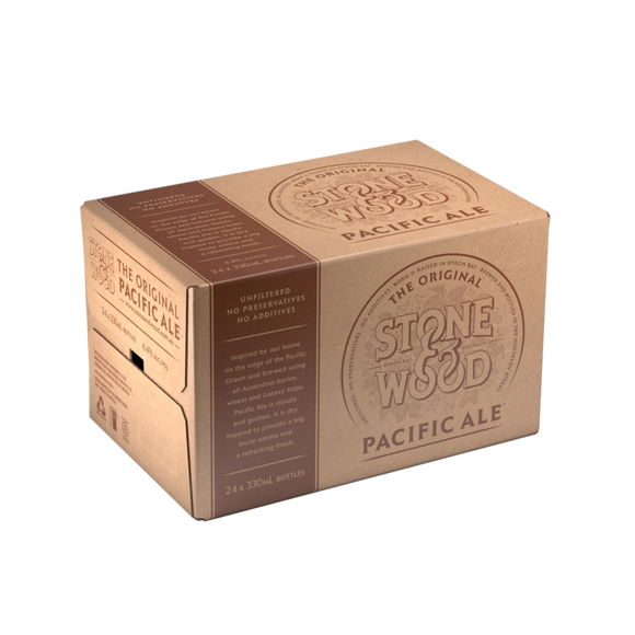 Stone & Wood Pacific Ale Bottles 330ml x 24