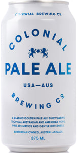 Colonial Pale Ale Cans 375ml x 24