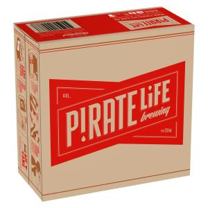 Pirate Life Throwback IPA 3.5% Cans 355ml x 16