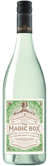 Magic Box Sauvignon Blanc 750ml