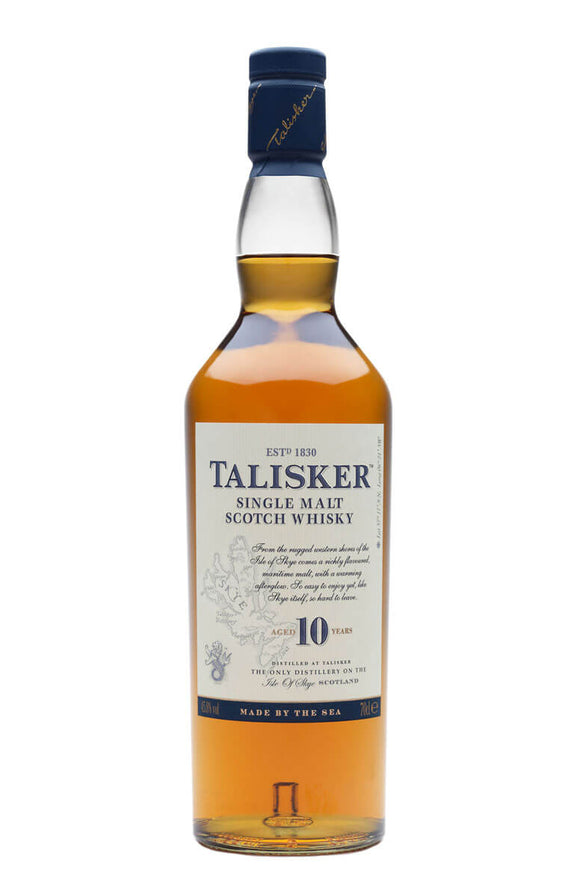 Talisker 10yo Scotch 700ml