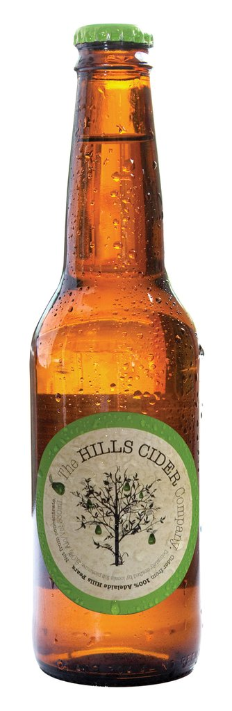 Hills Pear Cider 330ml x 24 Bottles