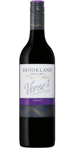 Brookland Valley Verse 1 Shiraz