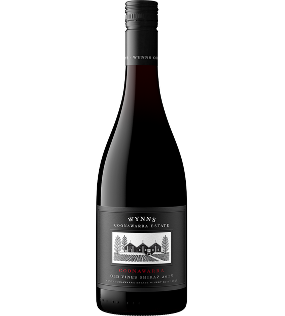Wynns Black Label Old Vine Shiraz