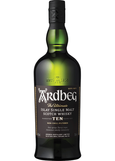 Ardbeg 10yo Scotch 700ml