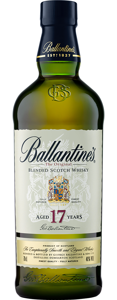 Ballantines 17yo Scotch 700ml