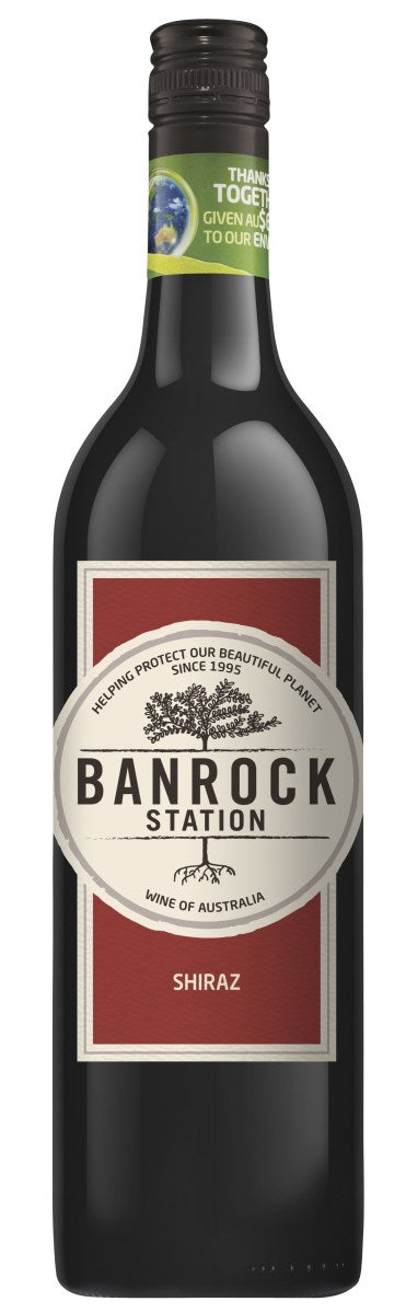 Banrock Station Shiraz 1L