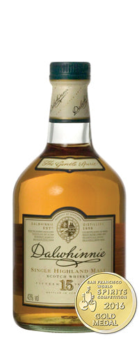 Dalwhinne 15yo Scotch 700ml