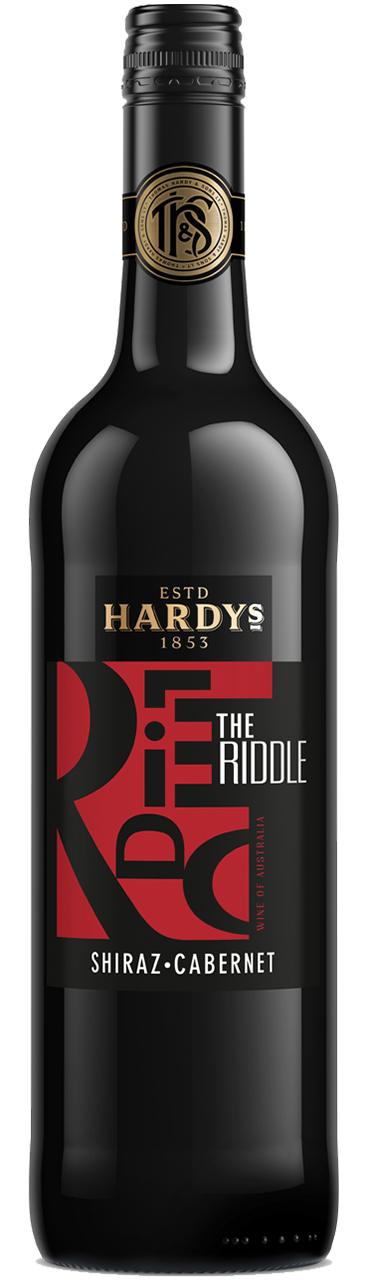 Hardy's The Riddle Shiraz Cabernet