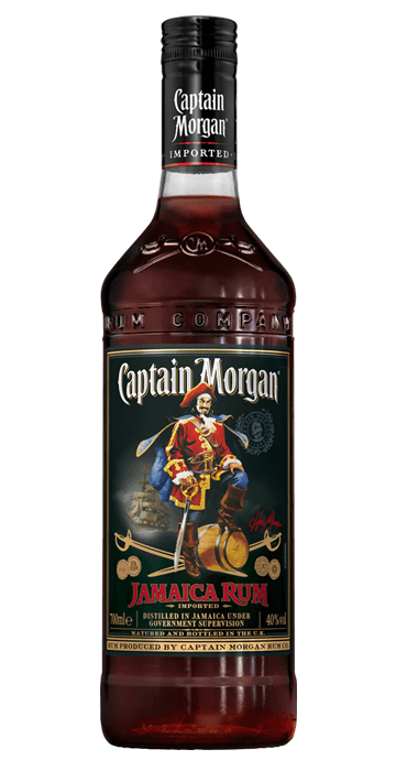 Captain Morgan Jamaican Rum 700ml