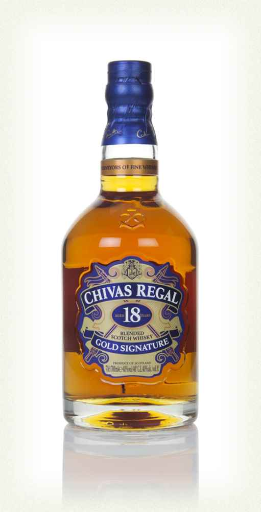 Chivas Regal 18yo Scotch 700ml