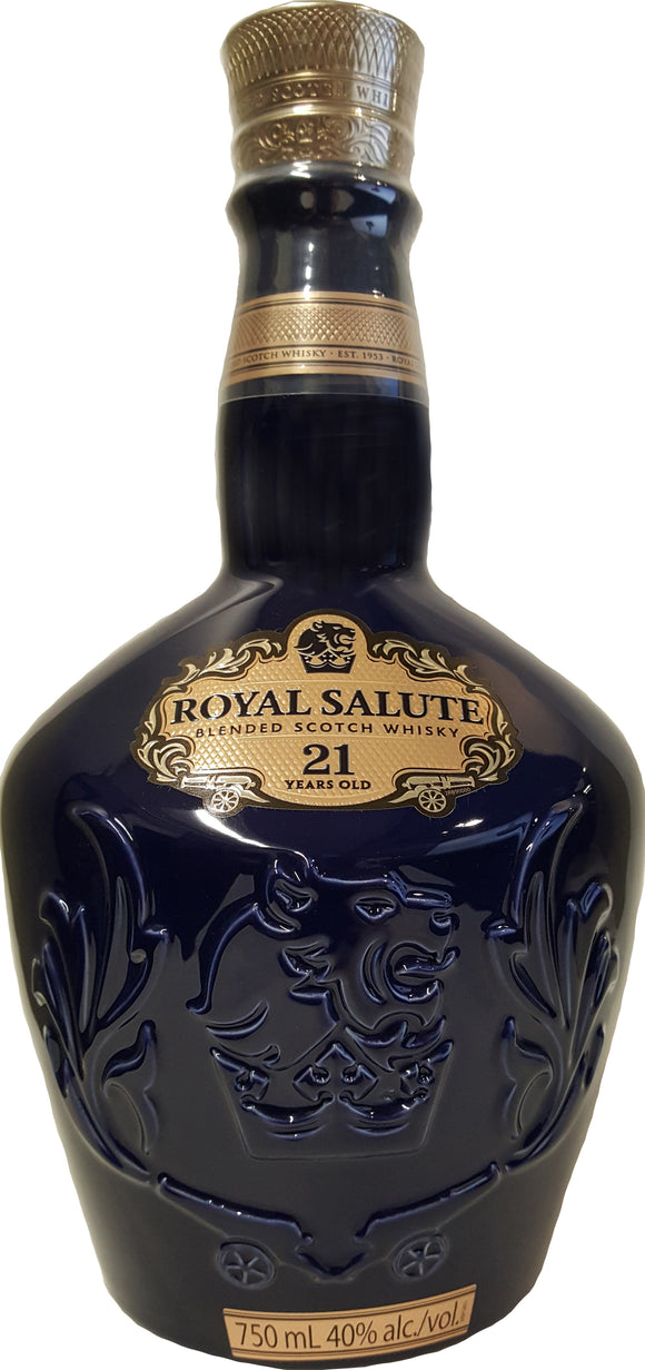 Chivas Regal Royal Salute 21yo Scotch 700ml