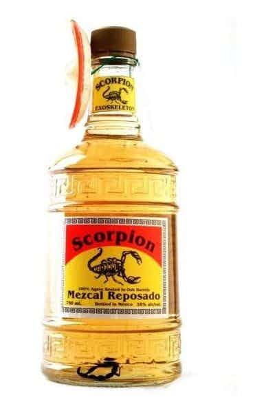 Scorpion Mezcal Reposado Tequila 700ml