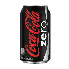 Coca Cola Zero Cans 375ml x 24