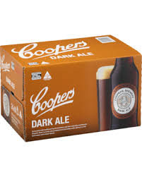 Coopers Dark Ale 375ml x 24