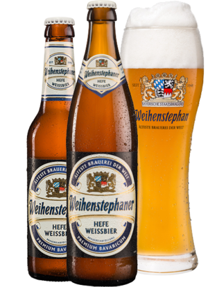Weihenstephan Hefe Bottles 500ml x 12