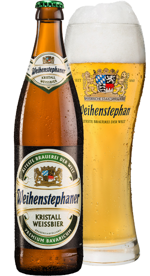 Weihenstephan Kristall Bottles 500ml x 12