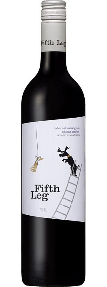 Box (6) Fifth Leg Red Blend