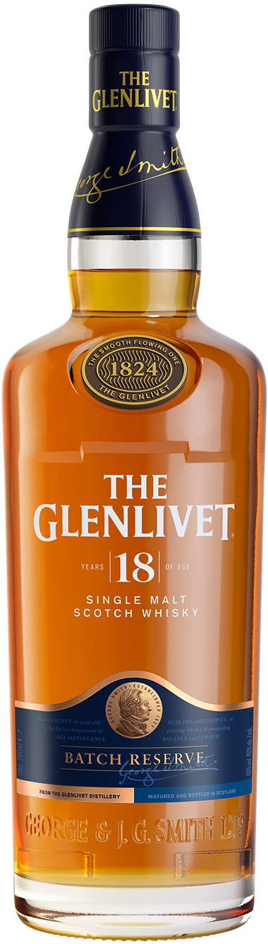 The Glenlivet 18yo Scotch 700ml