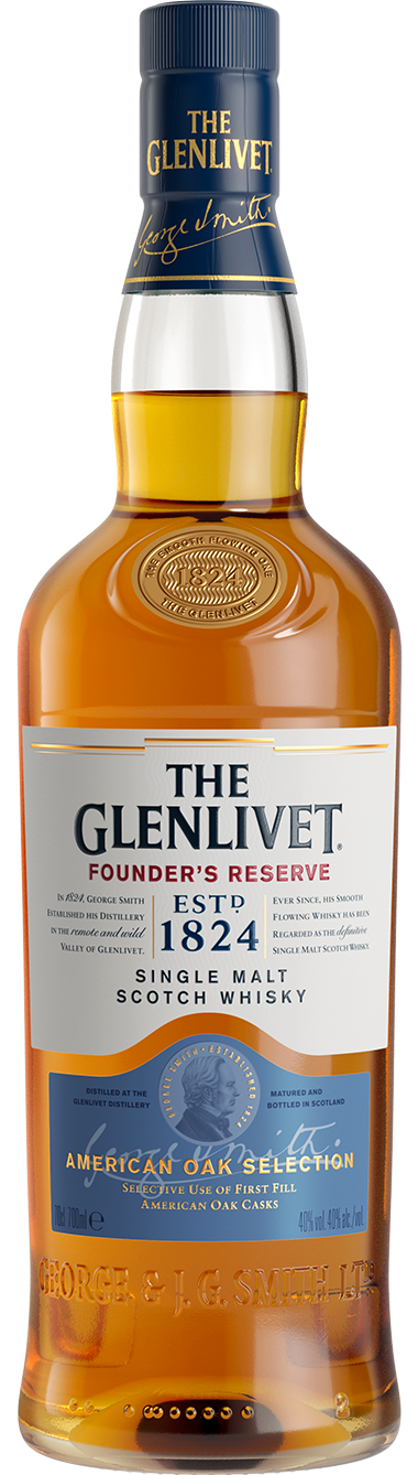 The Glenlivet Founders Reserve Scotch 700ml