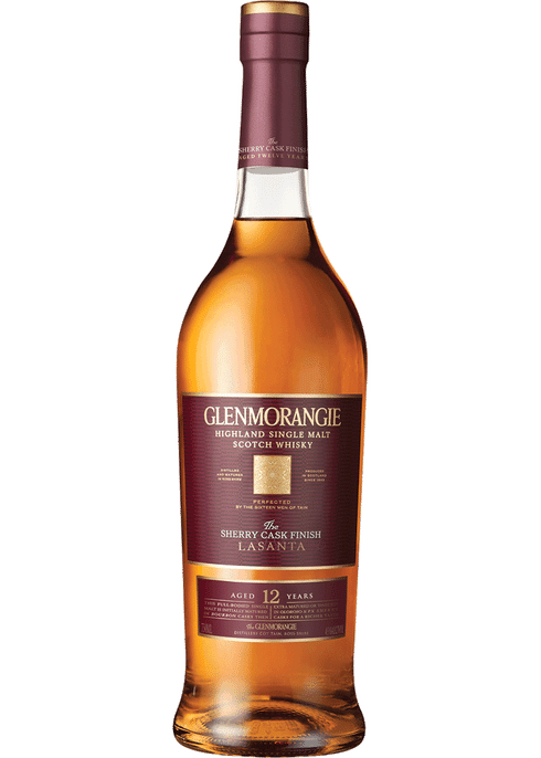 Glenmorangie The Lasanta Scotch 700ml