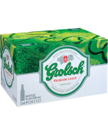 Grolsch Bottles 330ml x 24