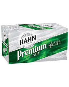 Hahn Premium Light Stubbies 375ml x 24