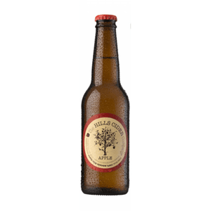 Hills Apple Cider 330ml x 24 Bottles