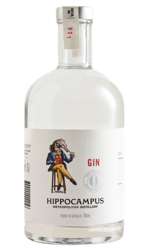 Hippocampus Gin 700ml
