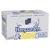 Hoegaarden Imported- White