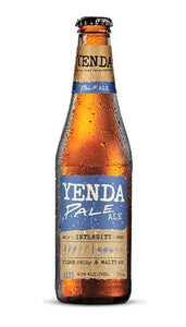 Yenda Pale Ale Bottles 330ml x 24