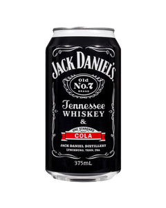 Jack Daniels & Cola 3.5% Can 375ml x 24