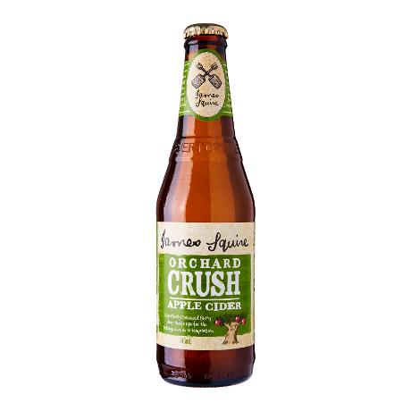 James Squire Orchard Crush 345ml x 24 Bottles