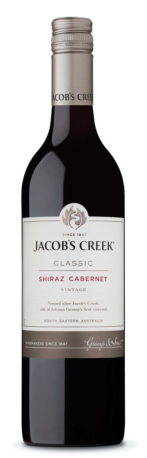 Jacobs Creek Classic Shiraz Cabernet