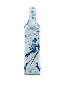White Walker Scotch by Johnnie Walker 700ml