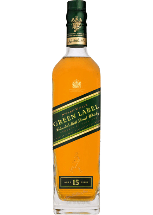 Johnnie Walker Green Label Scotch 700ml