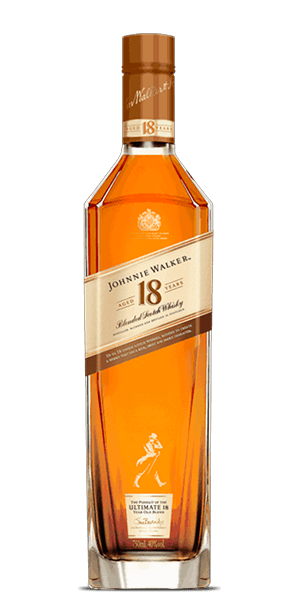 Johnnie Walker 18yo Scotch 700ml